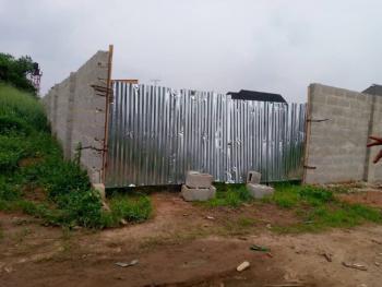 600sqm of Fenced Land Inside an Estate, Opposite Abesan Estate, Boys Town, Ipaja, Lagos, Residential Land for Sale