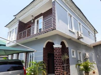 4 Bedroom Detached Duplex with Bq, Mobil Road, Lekki, Lagos, Detached Duplex for Sale