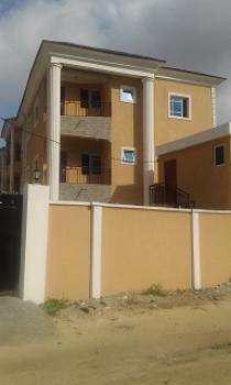 a Block with 6 Nos of 2 Bedroom Flat, Balogun Street By Farrar Park Estate, Sangotedo, Ajah, Lagos, Detached Duplex for Rent