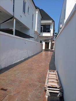 Brand New 4 Bedroom Detached House B/q, Osapa London - Agungi Road, Lekki, Lagos, Detached Duplex for Rent