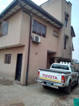 Duplex + Ample of Land (900sqm), Shagamu Road, Opp Polytechnic, Ikorodu, Lagos, Detached Duplex for Sale