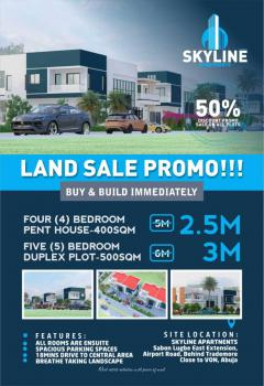 Estate Plot, After Trade More, Sabon Lugbe, Lugbe District, Abuja, Residential Land for Sale