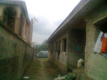 Uncompleted 2 Nos Of 3 Bedroom On A Tared Street, Igando, Ikotun, Lagos, 3 bedroom, 2 toilets, 2 baths Block of Flats for Sale
