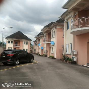 Executive and Luxuriously Finished 4 Bedroom Detached Duplex with Bq, Cocaine Village Estate, Rumuogba, Port Harcourt, Rivers, Semi-detached Duplex for Rent
