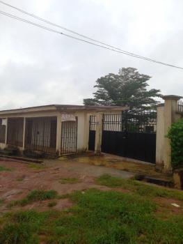 3 Bedroom Plus 1 Bedroom Flat and 2 Big Shops on 520 Sqm, Ijede, Ikorodu, Lagos, Detached Bungalow for Sale