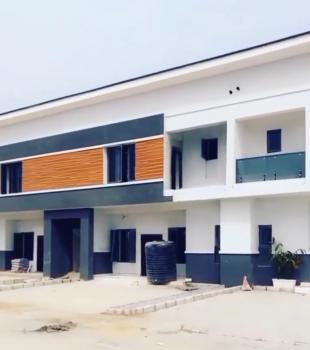 Luxury 3 Bedroom Terrace Duplex + Bq, Gra, Abijo, Lekki, Lagos, Terraced Duplex for Sale