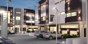 Grenadines Resorts Detached Terraces for Sale, The Grenadines Resort, By Central Business District, Katampe Extension, Katampe, Abuja, Detached Duplex for Sale