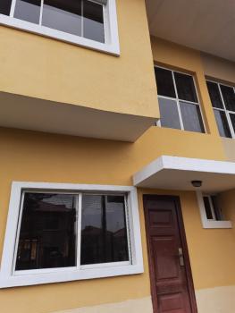 3 Bedroom Semi Detached Duplex, Crown Estate, Ajah, Lagos, Semi-detached Duplex for Rent