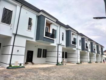 Luxury 4 Bedroom Terrace House with Swimming Pool 24/7 Light, 2nd Tollgate, Ikota, Lekki, Lagos, Terraced Duplex for Sale