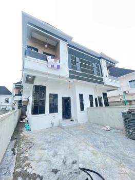 4 Bedroom Semi Detached Duplex + Bq, Chevron Alternative, Lekki Expressway, Lekki, Lagos, Semi-detached Duplex for Rent