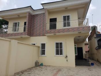 Tastefully Finished 5 Bedroom Duplex in a Serene Environment, Adeniyi Jones, Ikeja, Lagos, Semi-detached Duplex for Sale