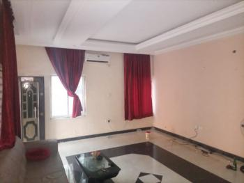 Tastefully Finished 3 Bedrooms Flat with Acs Within an Estate, Close to Nile University, Idu Industrial, Abuja, Flat / Apartment for Rent