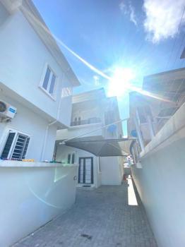 Lovely Furnished 4bedroom Semi Detached Duplex, Inside an Estate at Chevron Drive, Lekki Expressway, Lekki, Lagos, Semi-detached Duplex for Sale