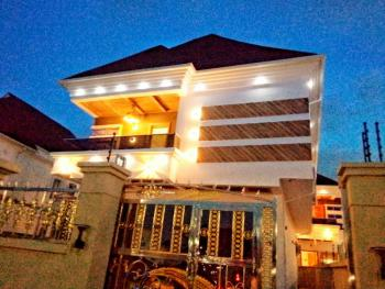 Attractive 5 Bedrooms Detached Duplex with Amazing Features, Agungi, Lekki, Lagos, Detached Duplex for Sale