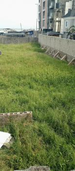 Distress 420sqm Land, Admiralty Estate Alpha Beach Rd Opposite Chevron Hq, Igbo Efon, Lekki, Lagos, Residential Land for Sale