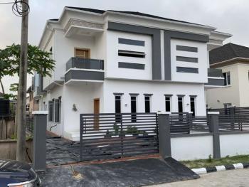 4 Bedroom Ensuite Duplex (no Bq) with 4 Month Payment Plan., Ocean Bay Estate, Lafiaji, Lekki, Lagos, Semi-detached Duplex for Sale
