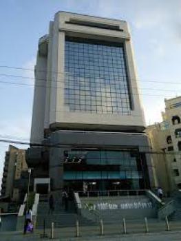International Standard Office Building on 10 Floors, Off Adeola Odeku Street, Victoria Island (vi), Lagos, Office Space for Sale