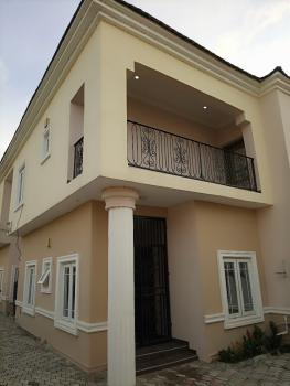 Brand New Luxury Family 4 Bedrooms Fully Detached Duplex with Bq, 12 Peace Court Garden Estate, Lbs, Ajah, Lagos, Detached Duplex for Rent