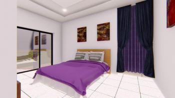 Luxury 1 Bedroom Maisonette Beach Home. 1 Year Interest Free, By Ikate Beach and Still Waters Garden, Ikate Elegushi, Lekki, Lagos, Detached Duplex for Sale