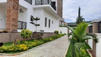 Tastefully Finished Luxury 6-bedroom Semi-detached Duplex with Bq, Katampe Extension, Katampe, Abuja, Semi-detached Duplex for Sale
