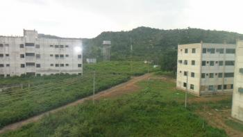 Newly Built Large Space 3 Bedroom Flat with Self Contained Bq  with Infrastructure and  Breathtaking Hill View., Katamkpe Diplomatic Zone Inside Ecowas Quarters, Katampe, Abuja, Flat for Sale