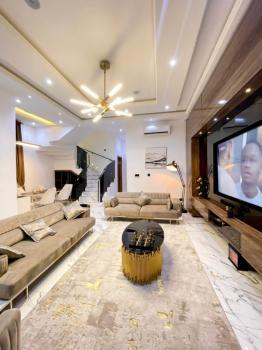 Spectacular 5 Bedroom Stand Alone Duplex, Osapa, Osapa, Lekki, Lagos, Detached Duplex Short Let