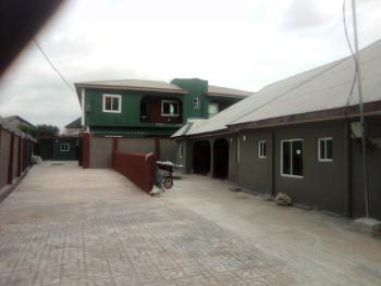 Brand New Mini Flat Fenced and Gated, Fashina, Ajuwon, Ifo, Ogun, Mini Flat for Rent