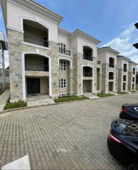 Luxury 4 Bedroom Terrace Duplex with Swimming Pool, Extension, Asokoro District, Abuja, Terraced Duplex for Sale