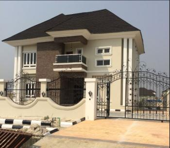 Awesome and Classy 5 Bedroom Fully Detached Duplex with Bq, Space for Swimming Pool Located in Pinnock Beach Estate Lekki, Pinnock Beach Estate Lekki Lagos, Osapa, Lekki, Lagos, Detached Duplex for Sale