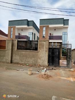 Brand New 4 Bedroom Detached Duplex with Maids Room, Labak Estate, New Oko-oba, Agege, Lagos, Detached Duplex for Sale