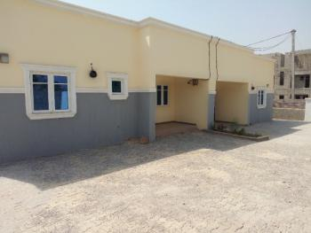 a Well Finished Brand New 3 Bedroom, Beo Estate, Before Jedo Estate, Sabon Lugbe, Lugbe District, Abuja, Semi-detached Bungalow for Rent