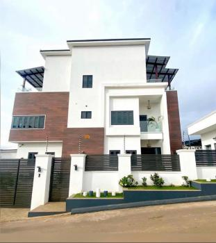 Luxury 5 Bedroom Detached House, Guzape District, Abuja, House for Sale
