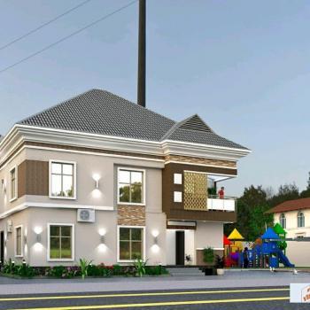 Off-plan Beautifully Designed Houses, River Valley Estate, Ojodu, Lagos, Detached Duplex for Sale
