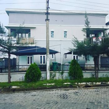 Nice 3 Bedrooms Semi Detached Duplex with a Room Bq, Ikota, Lekki, Lagos, Semi-detached Duplex for Rent