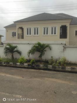 4 Bedroom Duplex, Fidelity Estate, Enugu, Enugu, Semi-detached Duplex for Sale