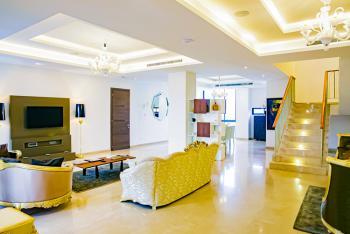 Luxury 5-bedroom  Penthouse, Victoria Island (vi), Lagos, House Short Let