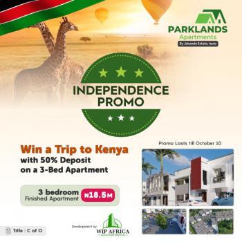 Aparment, Parkland Apartment, Bucknor, Jakande, Isolo, Lagos, Flat / Apartment for Sale