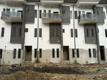 Brand New 4 Bedroom Tarrace Duplex with on Two Story Floor on a Fully, Chevron Alternative, Lekki, Lagos, Terraced Duplex for Sale