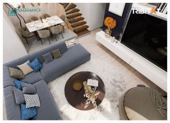 3 Bedroom Maisonette Duplex +bq, Off Freedom Way, Ikate, Lekki Phase 1, Lekki, Lagos, House for Sale