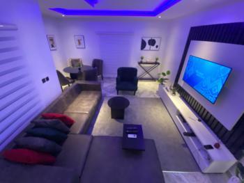 Exquisite Three(3) Bedroom Apartment, Freedom Way, Lekki Phase 1, Lekki, Lagos, Flat / Apartment Short Let