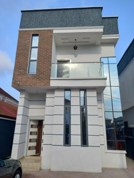 Newly Built Fully Detached 4bed with Bq and Family Lounge Cctv, Labak Estate, New Oko-oba, Agege, Lagos, Detached Duplex for Sale