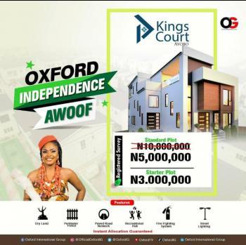 Kings Court Estate, Adekoyemi Street, Ayobo, Lagos, Residential Land for Sale