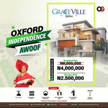 Graceville Estate, Ijebu North, Ogun, Residential Land for Sale