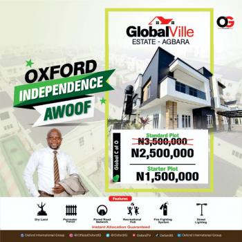 Globalville Estate, Opposite Timberville Estate., Agbara-igbesa, Lagos, Residential Land for Sale
