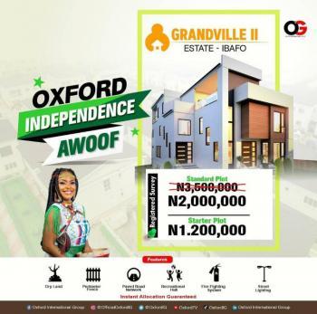 Grandville Estate, Ibafo, Ogun, Residential Land for Sale