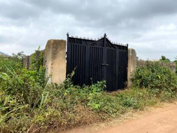 a Plot of Land with Foundation and a 2-room Structure on It, Oju Ore, Sango Ota, Ogun, Mixed-use Land for Sale