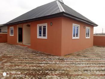 Luxury 1 Bedroom Flat with 2 Toilet/bath, Igbo Agbowa, Via Abuja Road, Off Ibeshe, Ikorodu, Lagos, Mini Flat for Rent