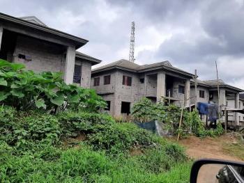 Purposely Built Estate, 56 Units of 5 Bedroom Detached Duplexes, East West Road, Port Harcourt, Rivers, Detached Duplex for Sale