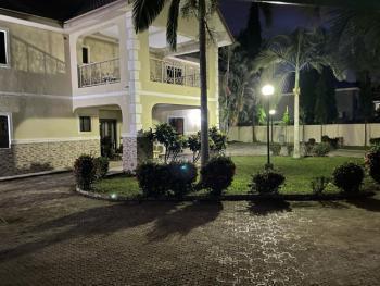 Distress 6 Bedroom Fully Detached Duplex, Asokoro District, Abuja, Detached Duplex for Sale