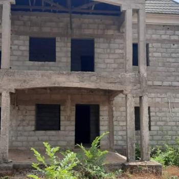Carcass Duplex, Galadimawa, Abuja, Detached Duplex for Sale